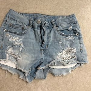 American Eagle Outfitters High Wasted Shorts